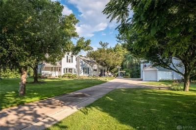Single Family Home For Sale: 11328 Marquart Road