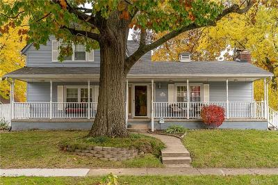 Kettering Single Family Home Active/Pending: 2028 Culver Avenue