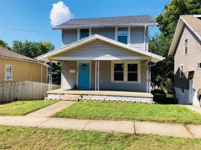 Xenia Single Family Home For Sale: 388 West Street