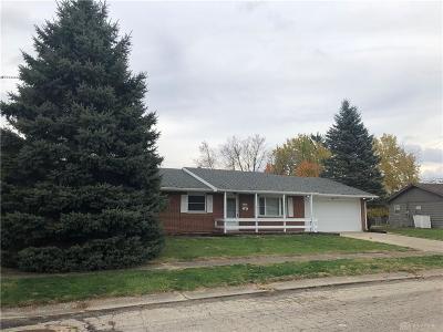 New Carlisle Single Family Home For Sale: 509 Hamilton Avenue