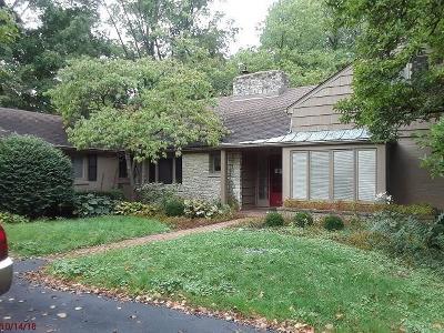 Oakwood Single Family Home For Sale: 1110 Oakwood Avenue