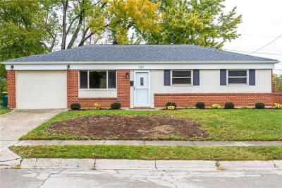 Fairborn Single Family Home For Sale: 151 Goodman Drive