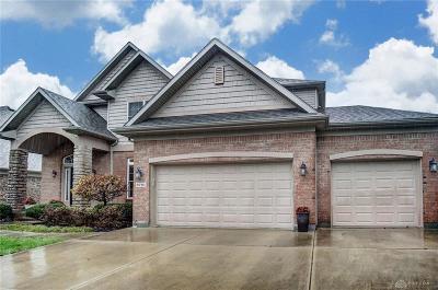 Springboro Single Family Home Active/Pending: 9781 Scotch Pine Drive