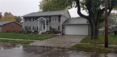 Xenia OH Single Family Home For Sale: $159,900