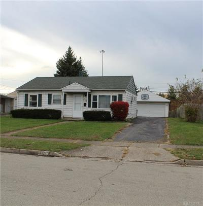 Vandalia Single Family Home For Sale: 145 Westhafer Road