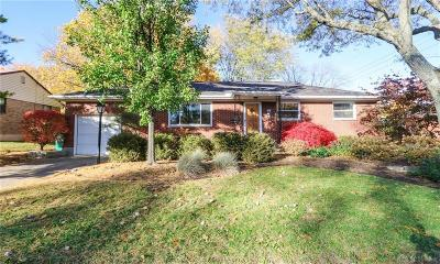 Kettering Single Family Home For Sale: 1065 Wenston Court