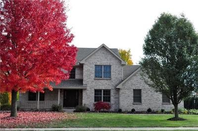 Vandalia Single Family Home For Sale: 1720 Mulberry Woods Court