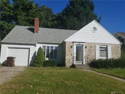 Xenia Single Family Home Active/Pending: 247 Edison Boulevard