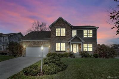 Beavercreek Single Family Home For Sale: 4174 Country Glen Circle