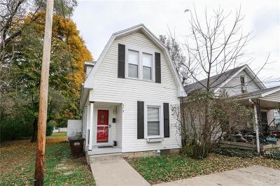 Xenia Single Family Home For Sale: 379 Home Avenue