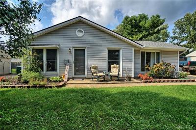 New Carlisle Single Family Home Active/Pending: 1015 White Pine Street
