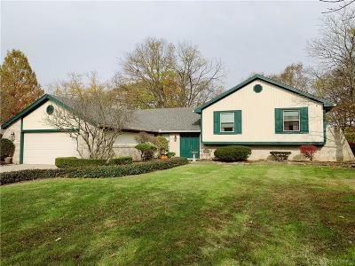 Centerville Single Family Home For Sale: 721 Yellowcreek Drive