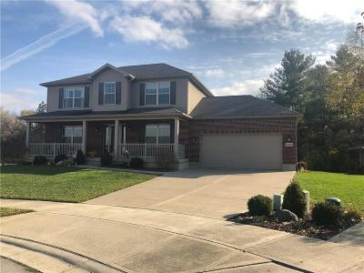 Brookville Single Family Home For Sale: 530 Moose Court
