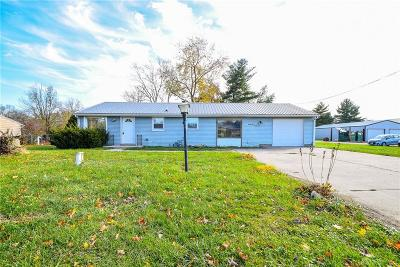 Single Family Home For Sale: 3354 Lake Road