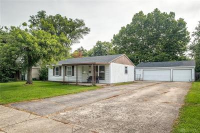 Single Family Home For Sale: 204 Winchester Street