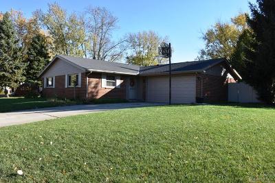 Tipp City Single Family Home Active/Pending: 2 Pueblo Court