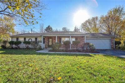 Beavercreek Single Family Home Pending/Show for Backup: 4475 Ardonna Lane