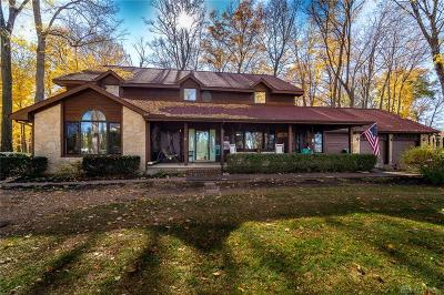 Bellbrook Single Family Home For Sale: 2588 Ferry Road