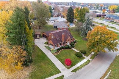 Xenia Single Family Home For Sale: 41 Park Drive