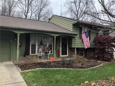 Springboro Single Family Home Active/Pending: 450 Whispering Pines Street