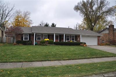 Vandalia Single Family Home For Sale: 1167 Park Forest Drive