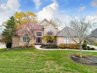 Springboro Single Family Home For Sale: 210 Heatherwoode Circle