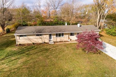 Beavercreek Single Family Home For Sale: 41 Cherry Hill Drive