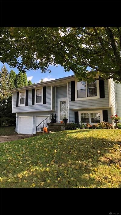 Xenia Single Family Home For Sale: 1277 Texas Drive