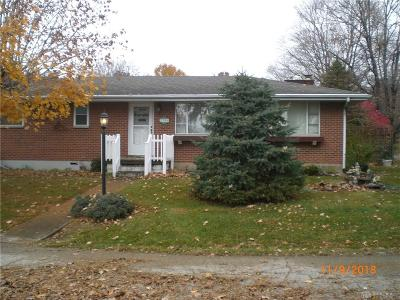 Fairborn Single Family Home For Sale: 2794 Prospect Drive