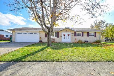 New Carlisle Single Family Home For Sale: 532 Glenn Avenue