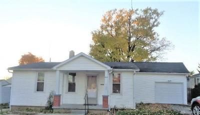 Urbana Single Family Home For Sale: 500 Lawn Avenue