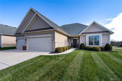 Springboro Single Family Home For Sale: 10 Anchor Lane