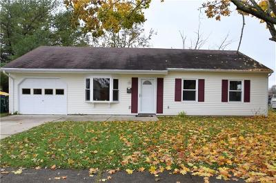 New Carlisle Single Family Home Pending/Show for Backup: 806 Bayberry Drive