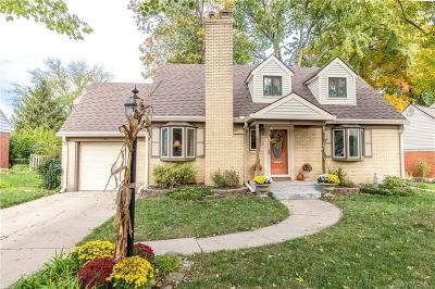 Kettering Single Family Home Active/Pending: 121 Storms Road