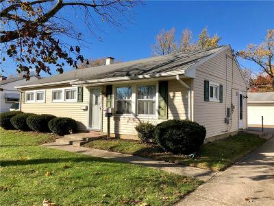 Vandalia Single Family Home For Sale: 339 American Boulevard
