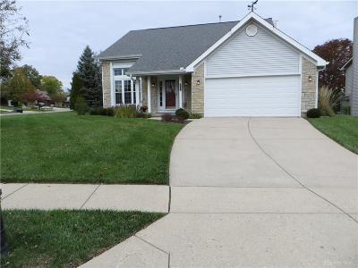 Vandalia Single Family Home Active/Pending: 957 Mistic Lane