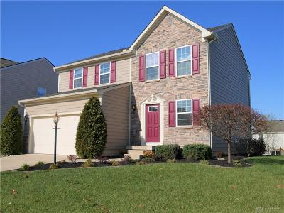Kettering Single Family Home For Sale: 3287 Witherspoon Drive