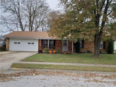 Cedarville Twp OH Single Family Home For Sale: $136,000
