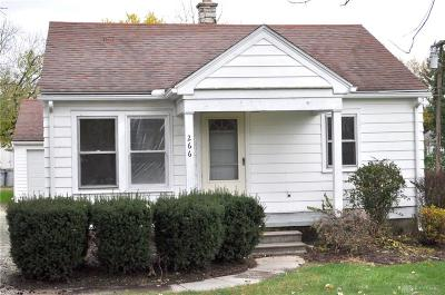 Dayton Single Family Home For Sale: 266 Olive Road