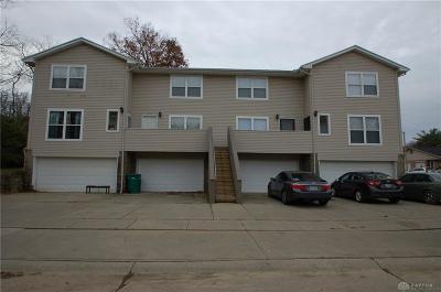 Fairborn Multi Family Home Active/Pending: 442 Sycamore Drive #448