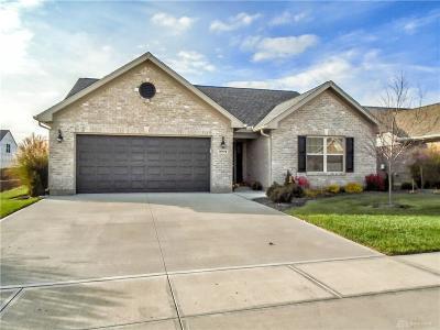 Clayton Single Family Home For Sale: 7771 Cilantro Way