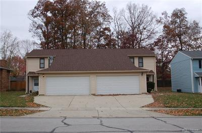 Fairborn Multi Family Home For Sale: 2231 Grierson Place #2233