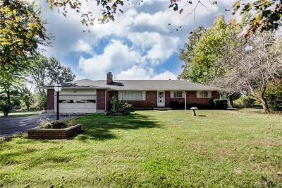 Clayton Single Family Home For Sale: 397 Kimmel Road