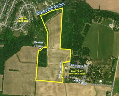 Fairborn Residential Lots & Land For Sale: 60 Acres Bluff Boulevard