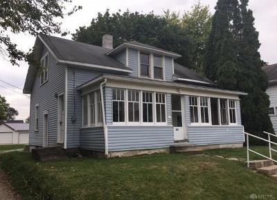 Troy Single Family Home For Sale: 215 Ellis Street