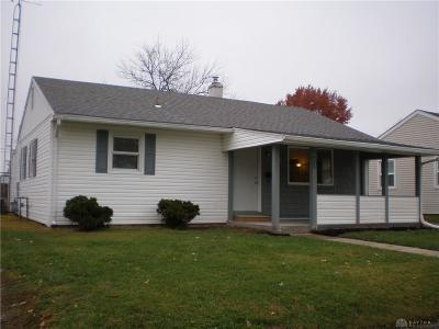 Springfield Single Family Home For Sale: 633 Mavor Street