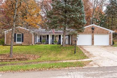 Fairborn Single Family Home For Sale: 369 Forest View Drive