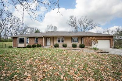 Xenia Single Family Home Pending/Show for Backup: 1108 Hedges Road