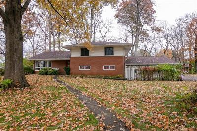 Troy Single Family Home For Sale: 1845 Woodlawn Drive