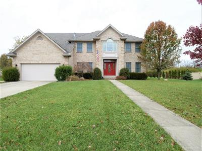 Vandalia Single Family Home For Sale: 2367 Cheviot Hills Lane